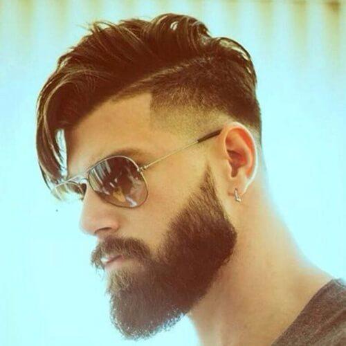 Peinados modernos con estilo para hombres