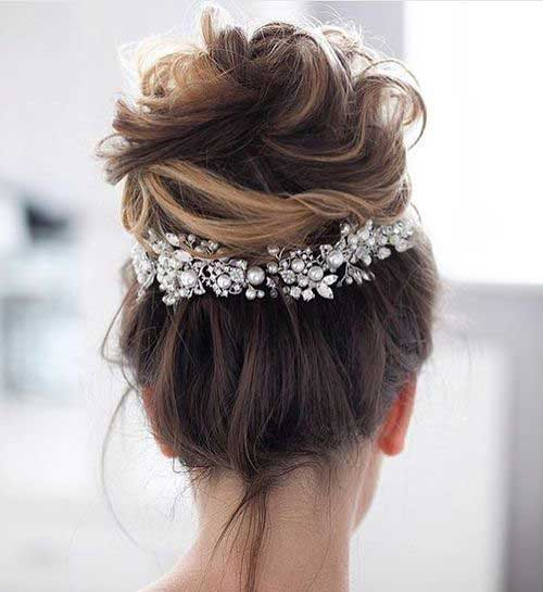 Wedding Hair Buns-18