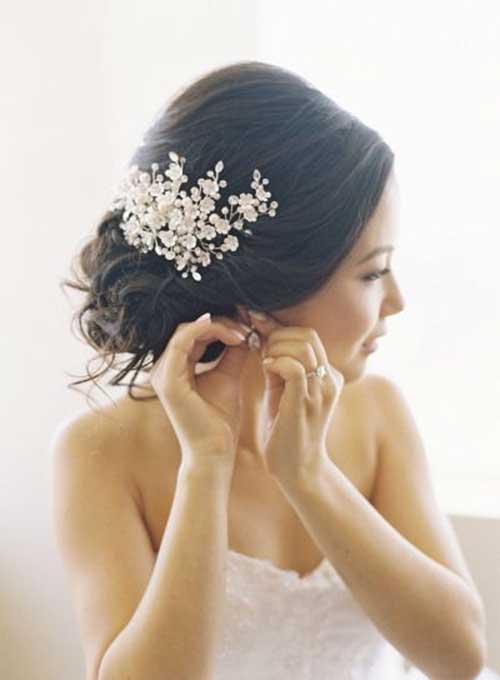 Planificación de bodas Imágenes de estilo de pelo