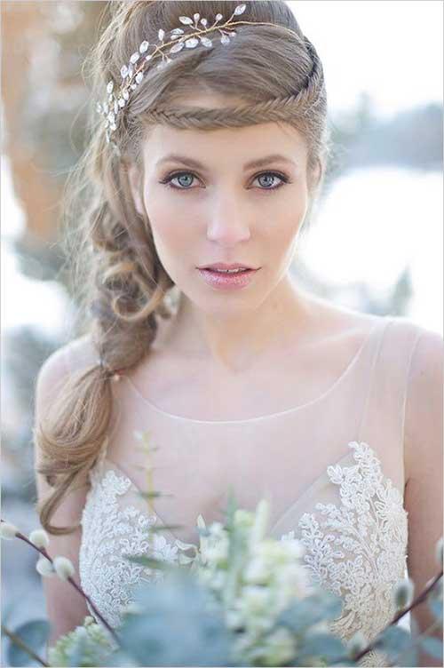 Peinados de boda para mujeres