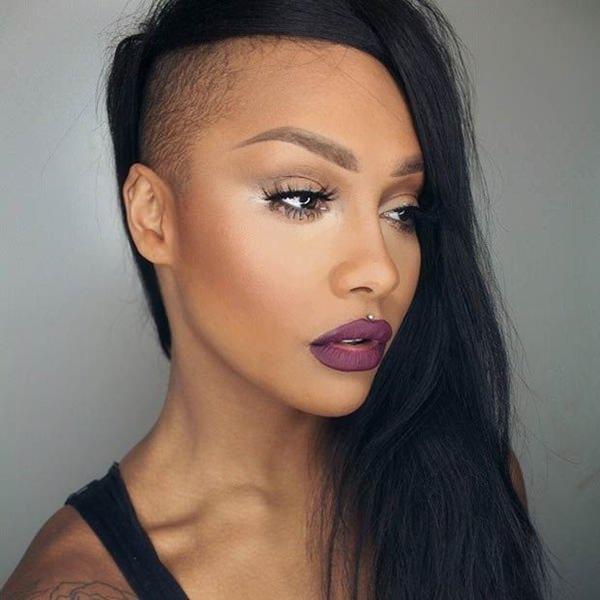 peinados afeitados para mujeres 4