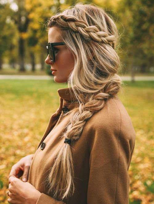 Awesome Trenzado Peinados-18