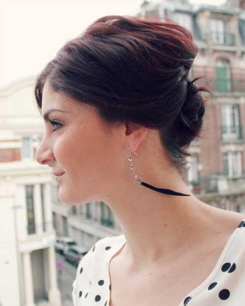 Easy Short Hair Updos para Mujeres