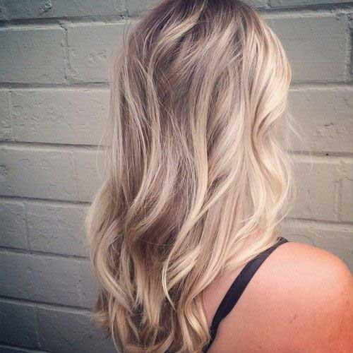 Colores del cabello