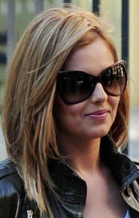 Cheryl Cole pelo de color claro