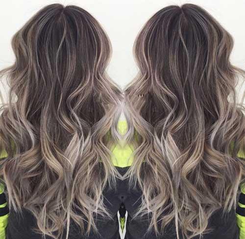 Largo cabello rubio oscuro-17