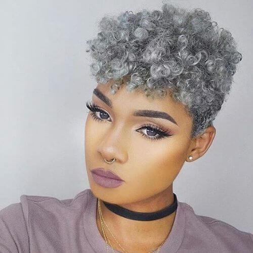 peinados naturales inconformista