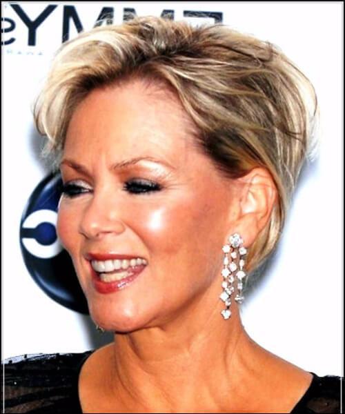 peinados glamorosos para mujeres mayores de 50 años
