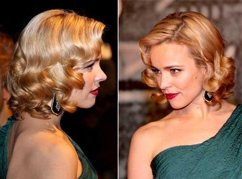 El mejor Pin Up Curls
