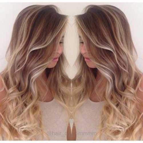 Cortes de pelo y colores
