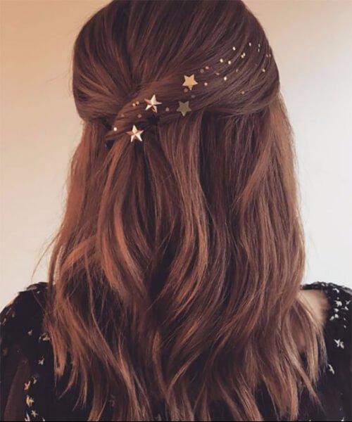 peinados de regreso a las estrellas doradas