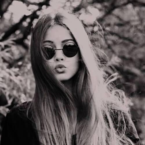 peinados hippies para el cabello lacio