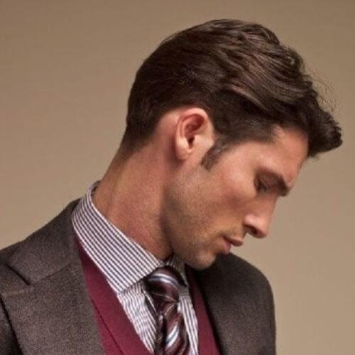 Cortes de pelo en capas para hombres