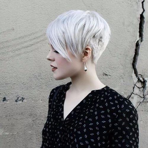 corte de duende blanco