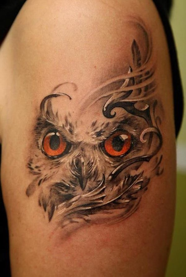 Más a través de https://forcreativejuice.com/attractive-owl-tattoo-ideas/