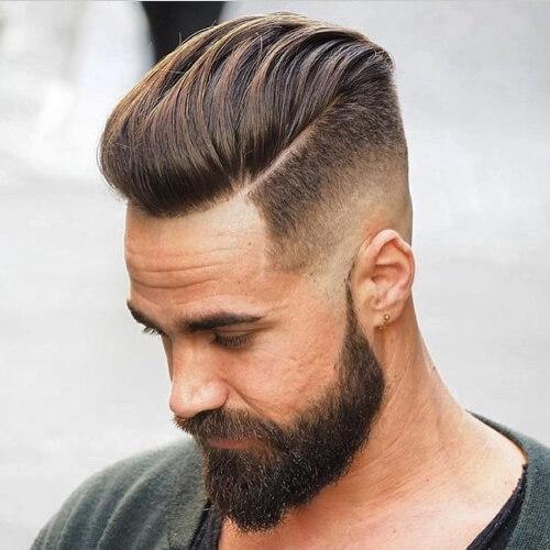 Quiff Peinados