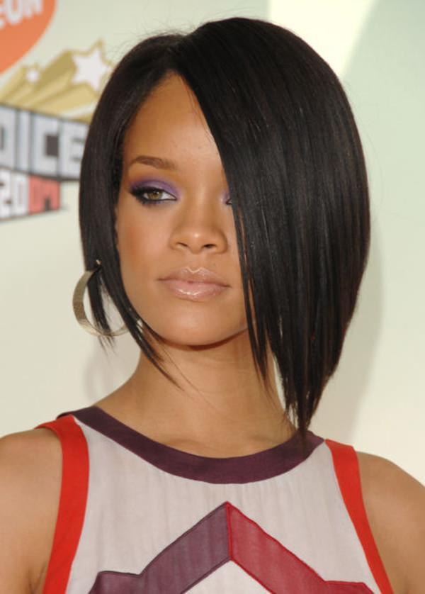 peinados cortos para mujeres negras 18