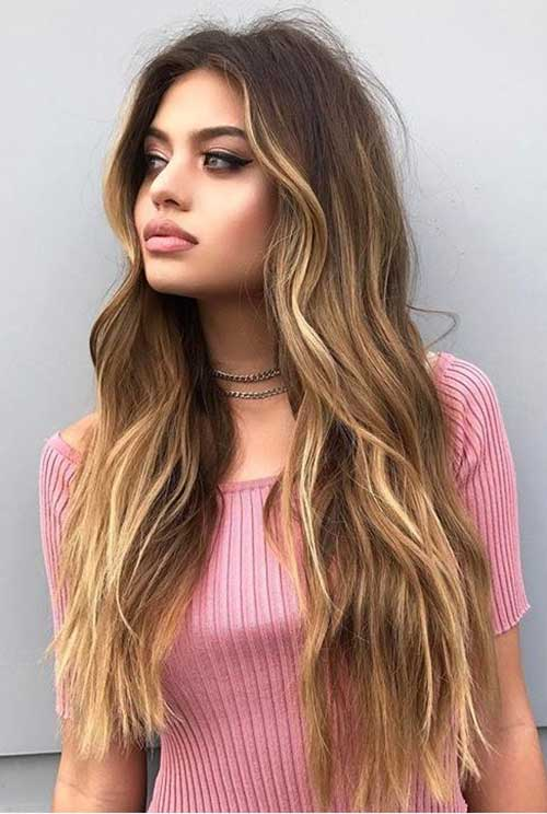 Balayage Ombre Hair Colors-12