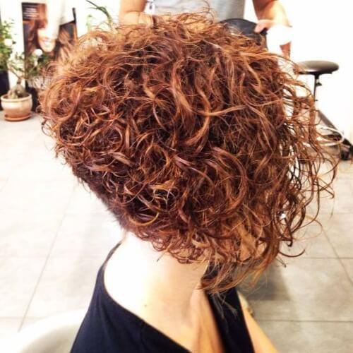 Super Curly Bob