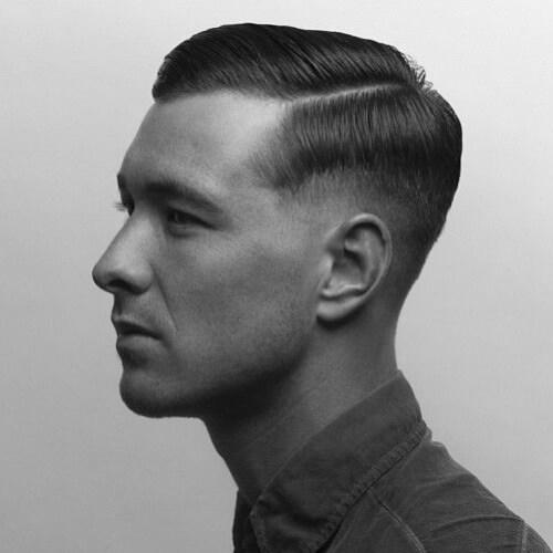 Viudas Militares Vintage Pico Peinados