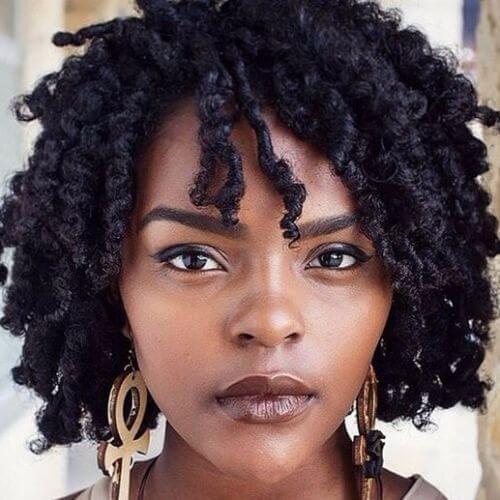 peinados naturales para mujeres con estilo