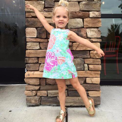 Bailarina Bejeweled Updo para Niñas