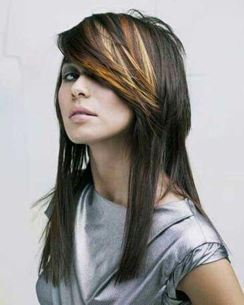 Peinados largos punk-13
