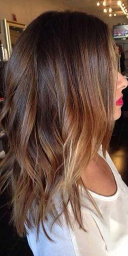 Estilos largos de cabello mediano-37