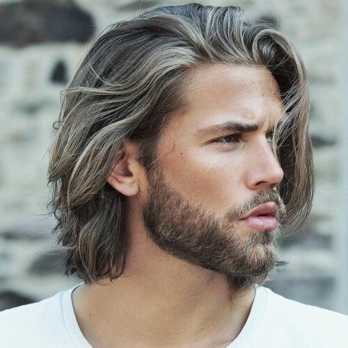 Fresco de ceniza Peinado