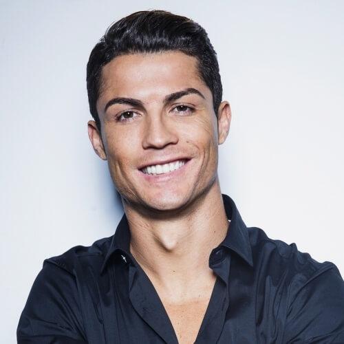 Peinados Casual Cristiano Ronaldo