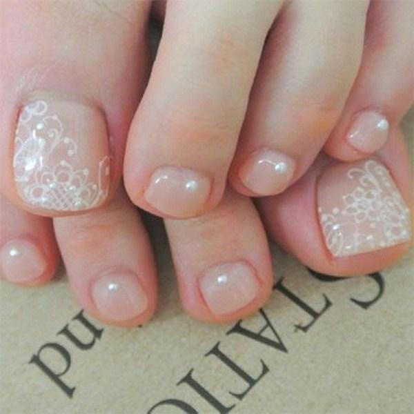 Más de 50 Ideas para el arte de uñas Pretty Toe » Page 4 of 6 ...