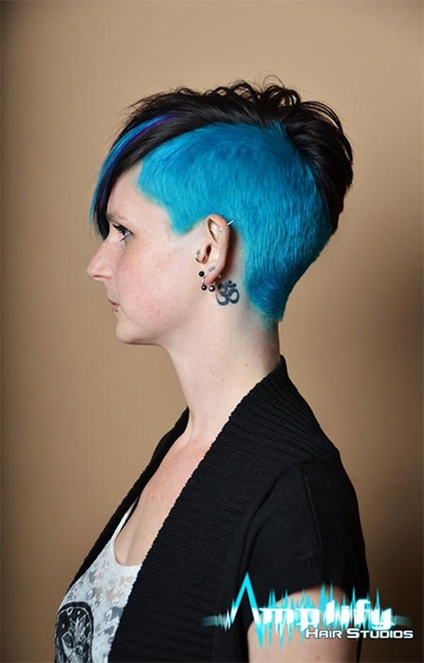 50020216-lado afeitado-estilo de pelo