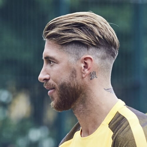 Sergio Ramos Undercut