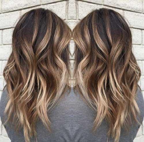 Balayage Ombre peinados