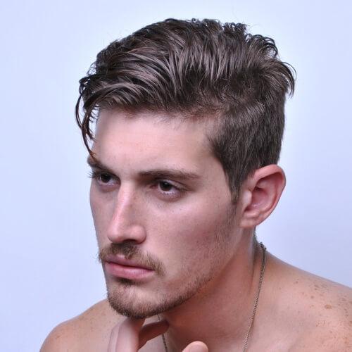 Peinados laminados