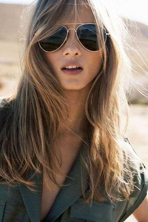 Cortes de pelo largos en capas-14