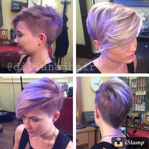 Pixie Hairstyles para Mujeres