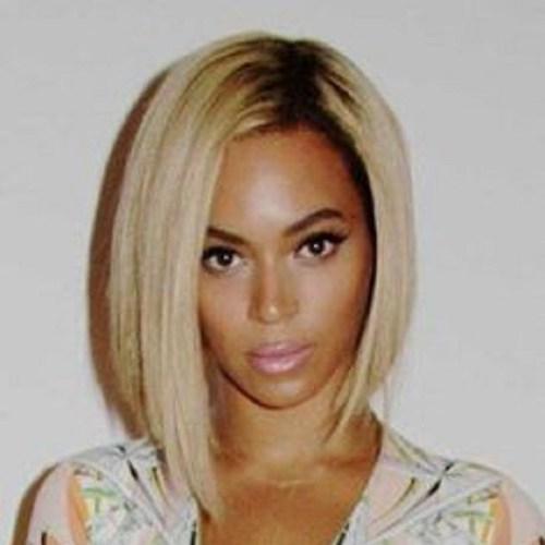 peinados beyonce bob para mujeres negras