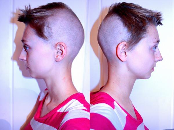 peinados afeitados para mujeres 26