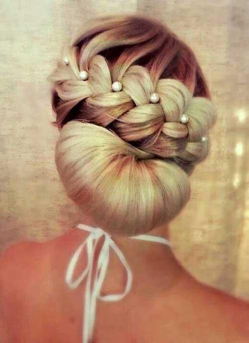 Wedding Hair Buns-12