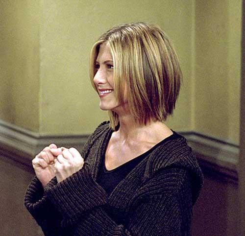 Jennifer Aniston peinados para mujer