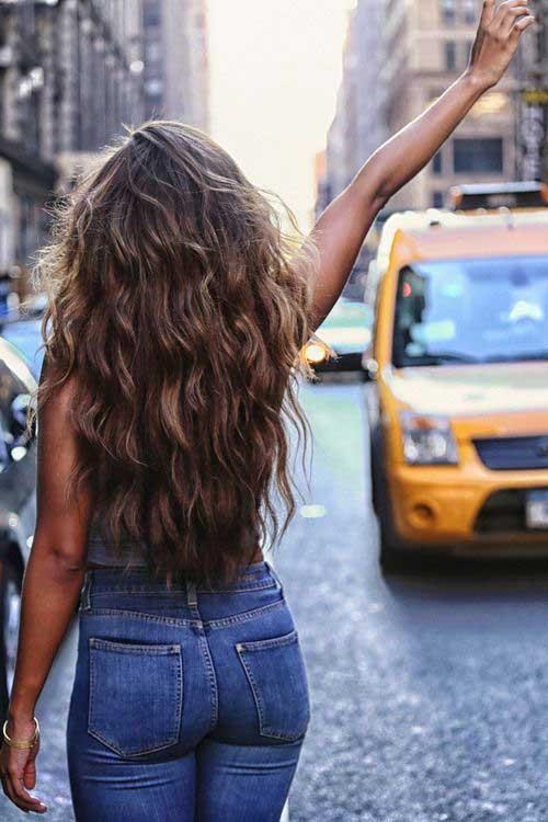 Peinados ondulados largos-12