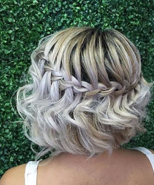 Twisted Faux French Braid peinados