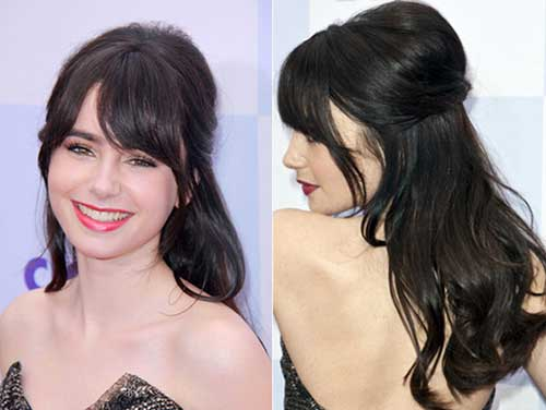 Long Hair Bangs 2019
