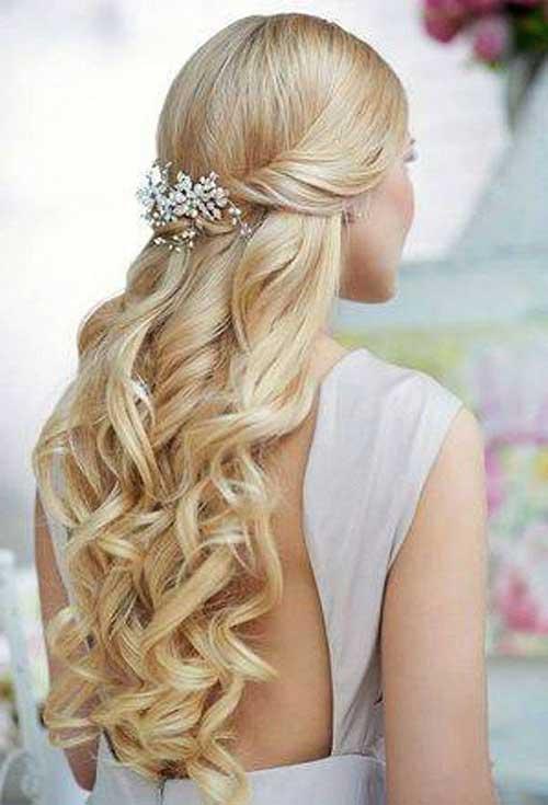 Niza Nupcial Peinados Imágenes
