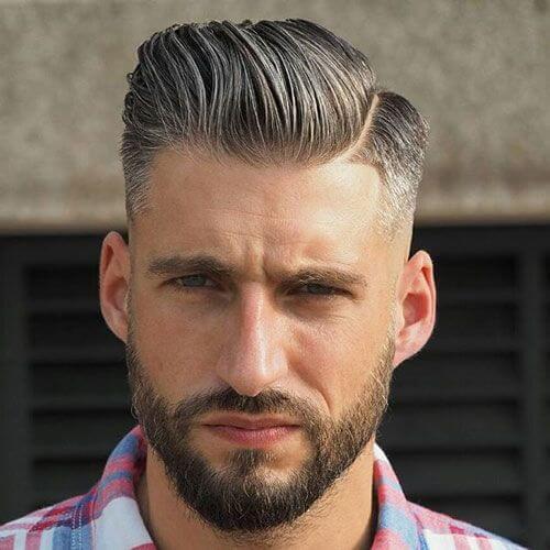 Cortes de pelo cortos con clase para los hombres