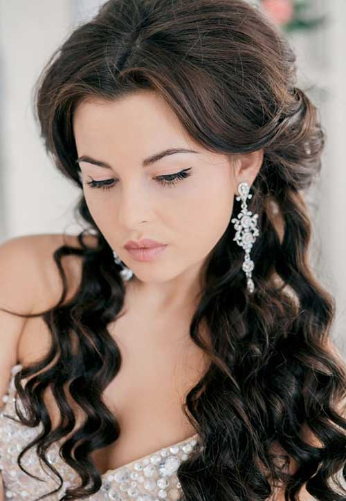Gorgeous Wedding Hairstyle 2014 - 2018
