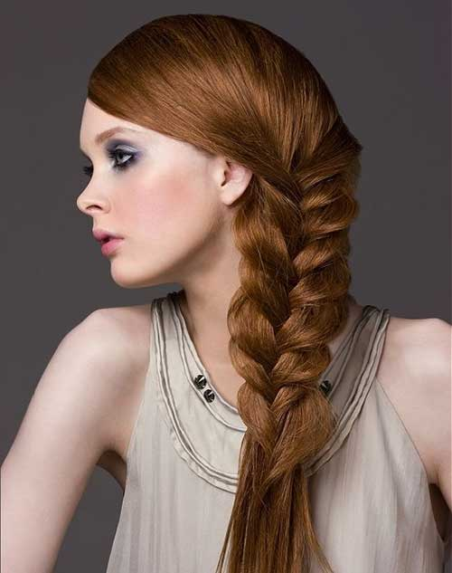 Mejores peinados de chicas lindas con trenzas