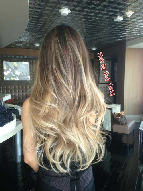 Balayage Ombre Hair Colors-6