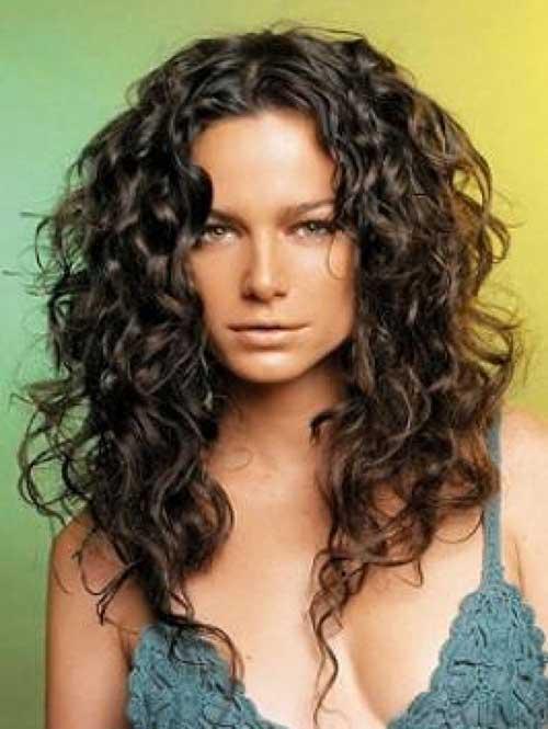 Cortezas de pelo largo y rizado-28
